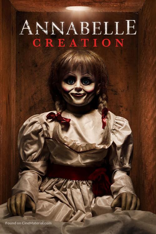 Annabelle: Creation - Movie Cover