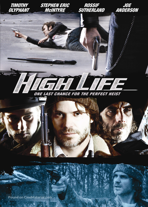 High Life - DVD cover