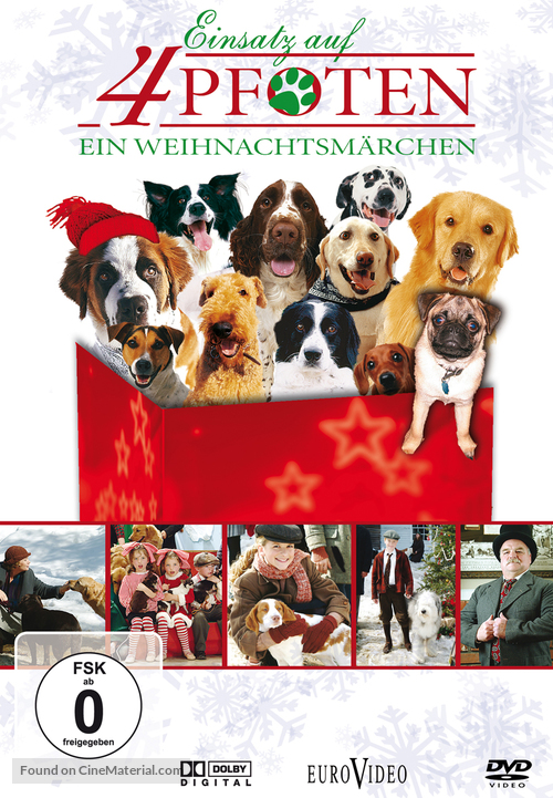 12 Dogs Of Christmas.The 12 Dogs Of Christmas 2005 German Movie Cover