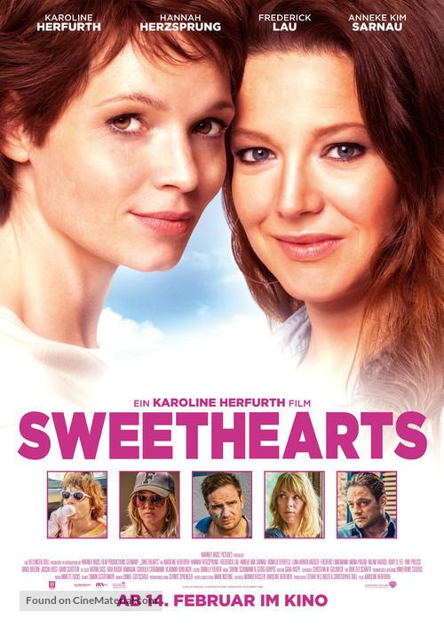 Sweethearts - German Movie Poster