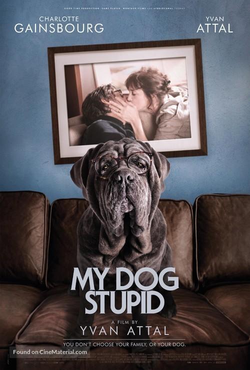 Mon Chien Stupide 2019 Movie Poster