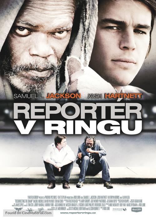 Resurrecting the Champ - Czech Movie Poster