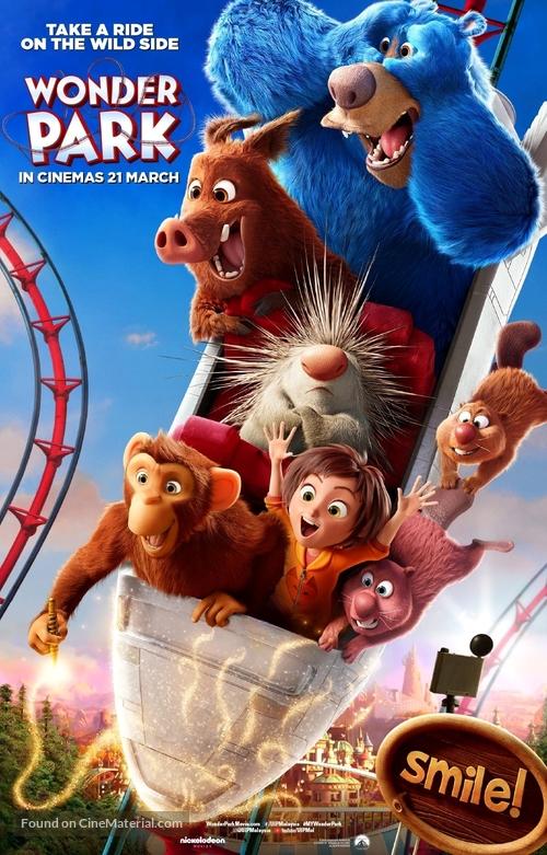 Wonder Park - Malaysian Movie Poster