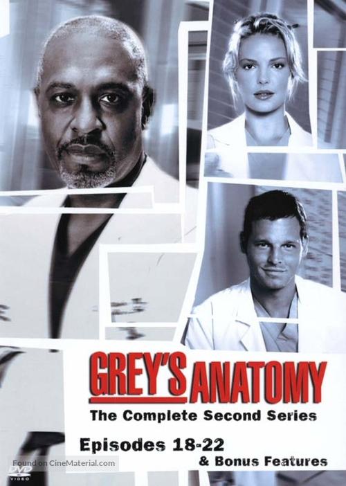 """Grey's Anatomy"" - Movie Cover"