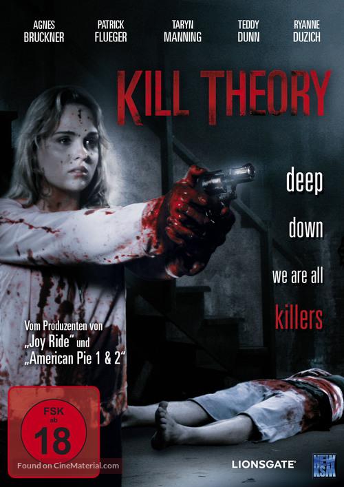 Kill Theory - German Movie Cover