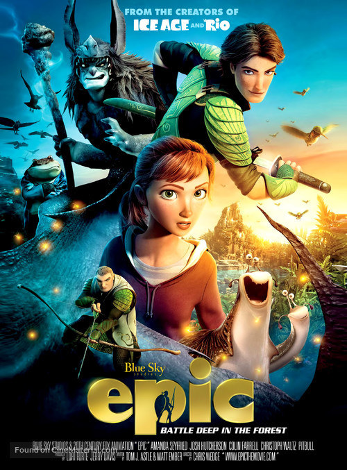 Epic - Movie Poster