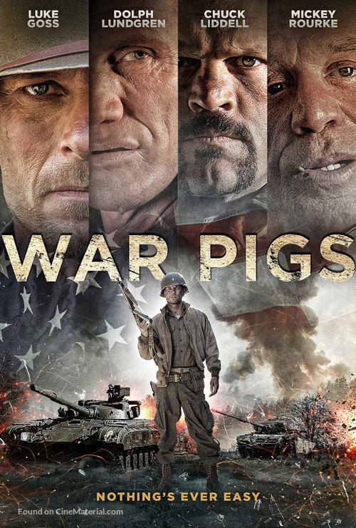 War Pigs - Movie Cover