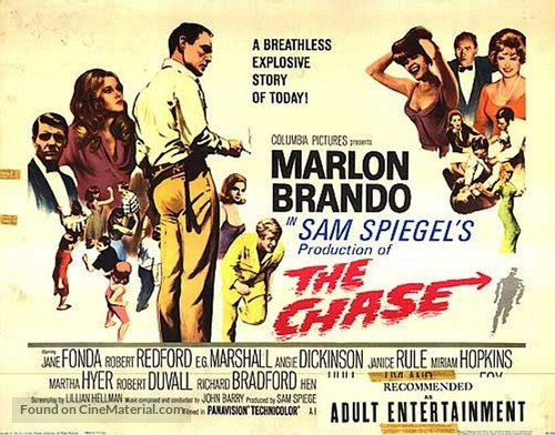 The Chase - Movie Poster