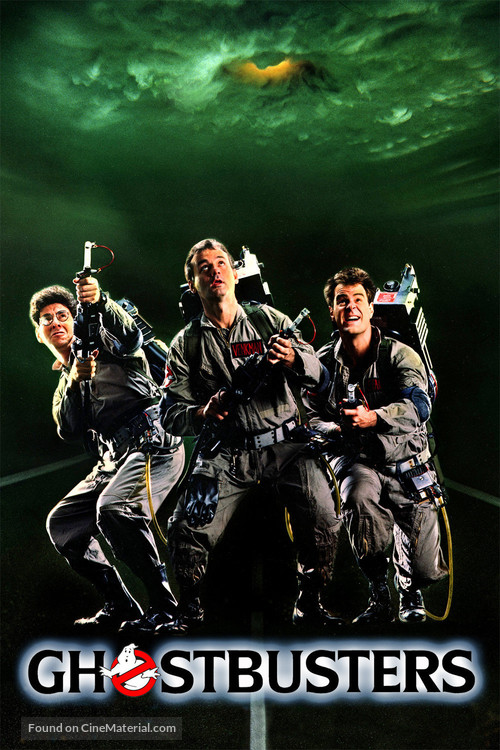 Ghost Busters - Movie Poster