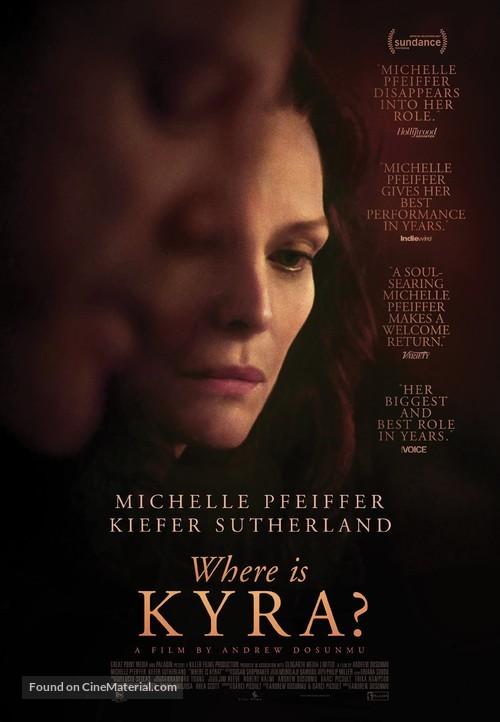 Where Is Kyra? - Movie Poster