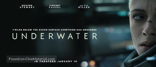 Underwater - Movie Poster