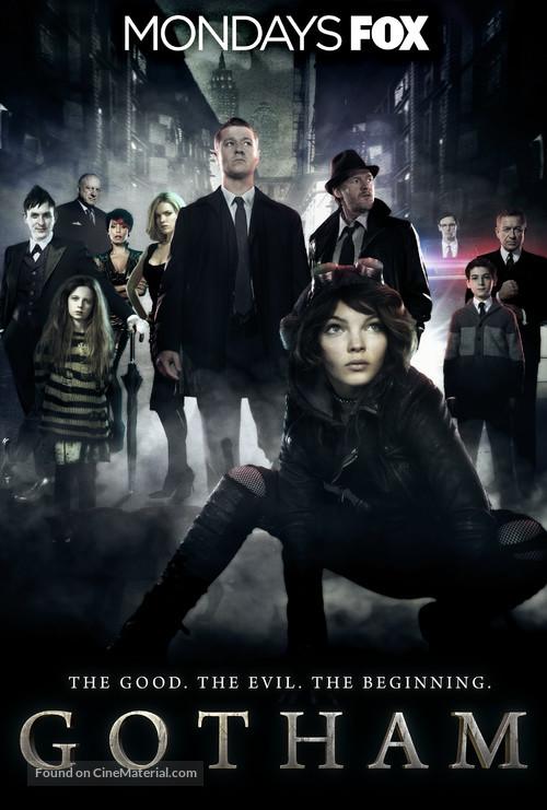 """Gotham"" - Movie Poster"