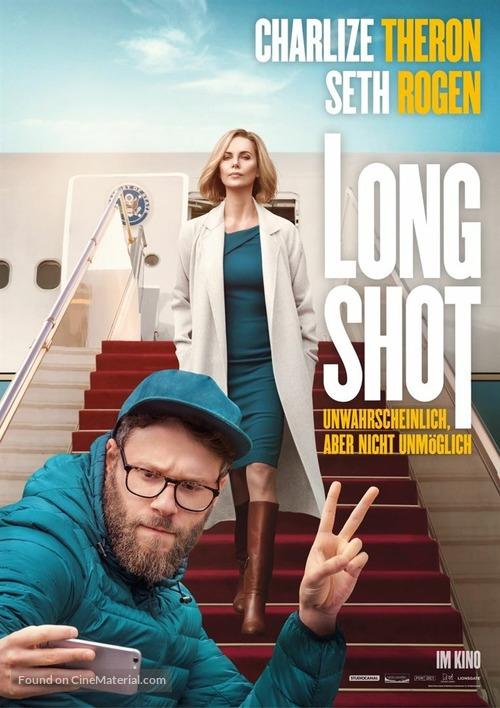 Long Shot - German Movie Poster