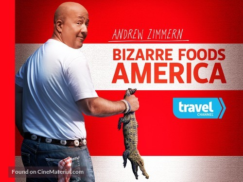 """Bizarre Foods America"" - Video on demand movie cover"