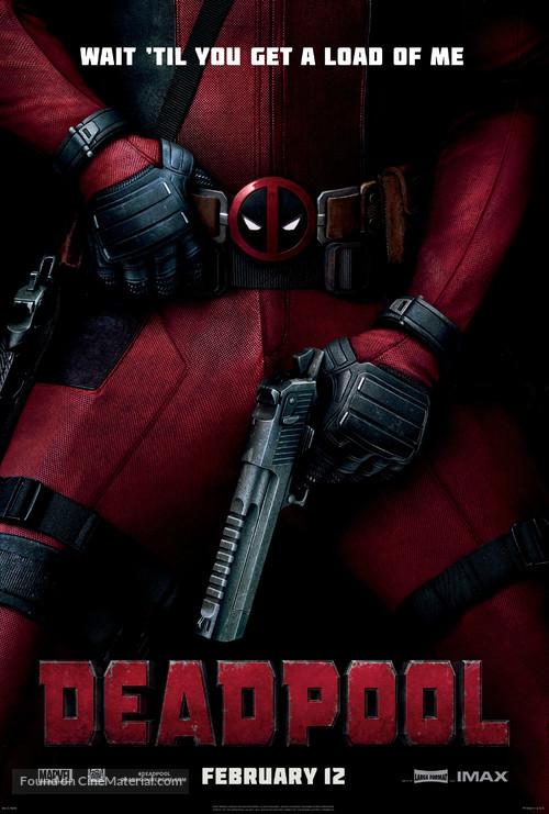Deadpool - Movie Poster