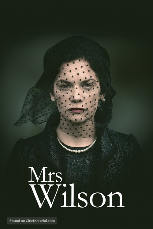 """Mrs. Wilson"" - Movie Cover"
