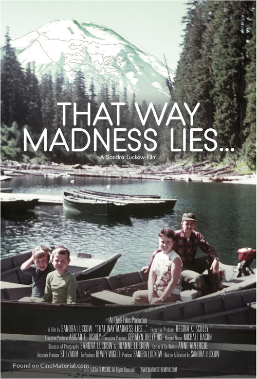 That Way Madness Lies... - Movie Poster