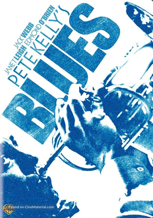 Pete Kelly's Blues - DVD movie cover
