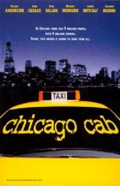 Chicago Cab - Movie Poster