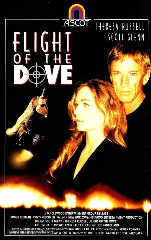 The Flight of the Dove - German VHS cover