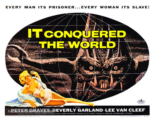 It Conquered the World - Movie Poster