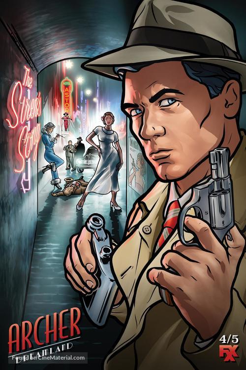 """""""Archer"""" - Movie Poster"""