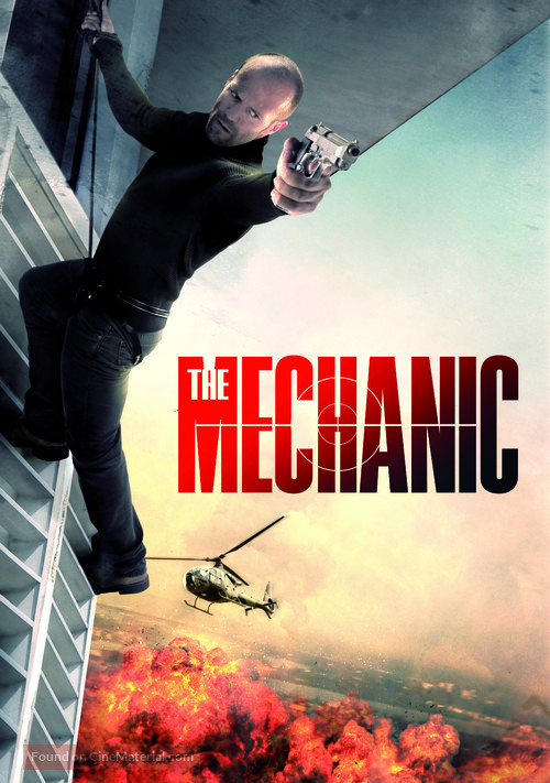 ✭ Películas que vamos viendo ✭  - Página 8 The-mechanic-movie-poster