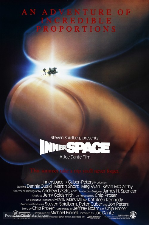 Innerspace - Advance poster