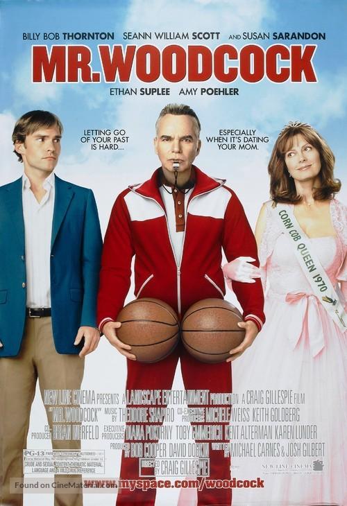 Mr. Woodcock - Movie Poster