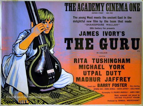 The Guru - Movie Poster