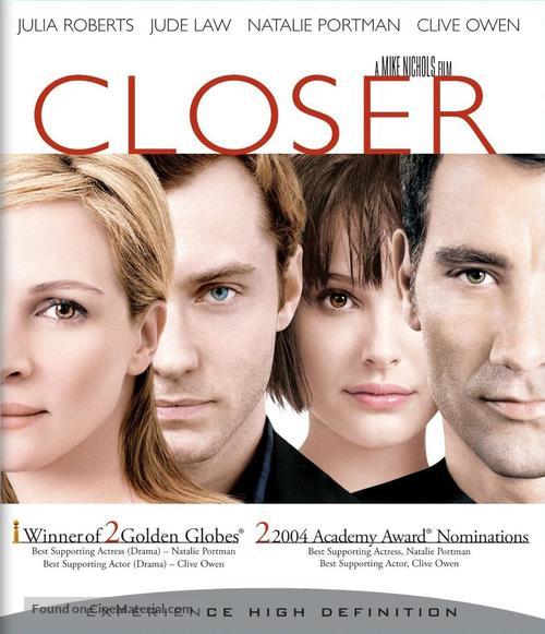Closer - Movie Cover