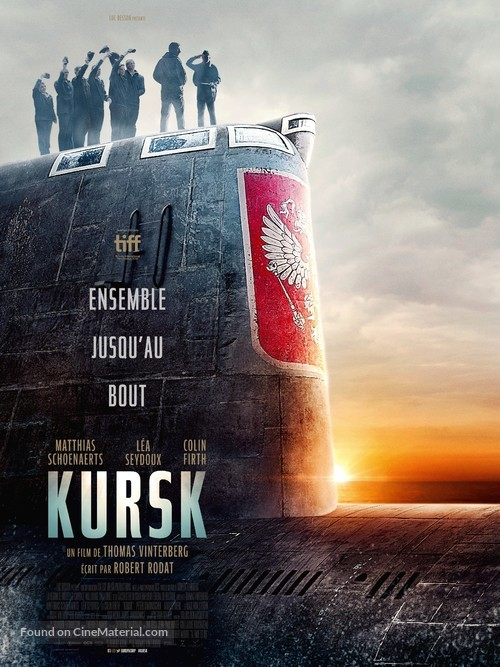 Kursk - French Movie Poster