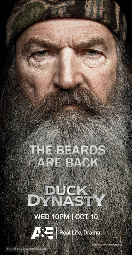 """Duck Dynasty"" - Movie Poster"