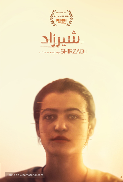 Shirzad - Egyptian Movie Poster