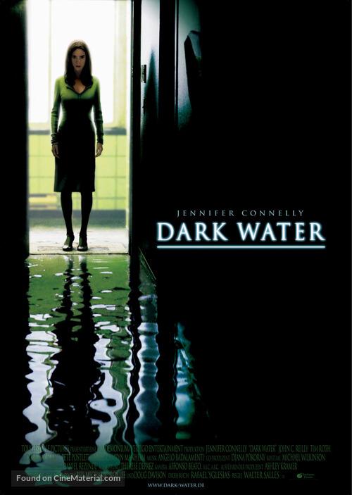 Dark Water - Movie Poster