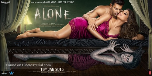 Alone - Indian Movie Poster