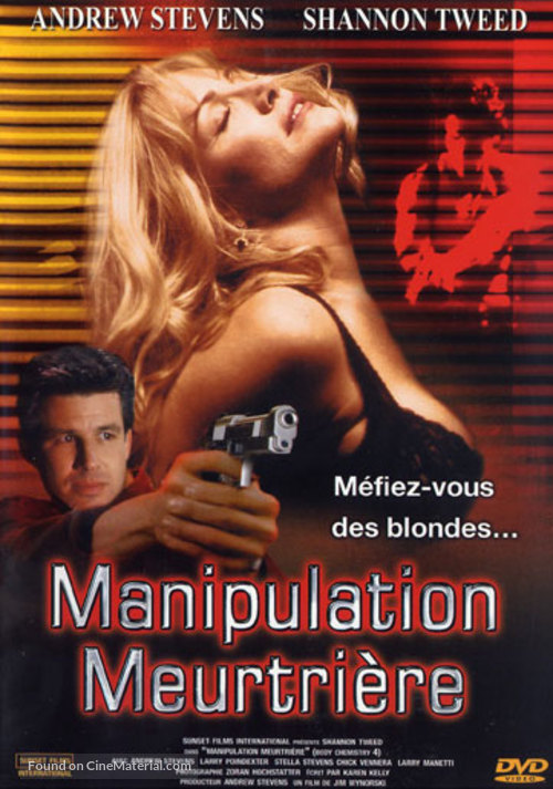 Body Chemistry 4 Full Exposure French Dvd Cover