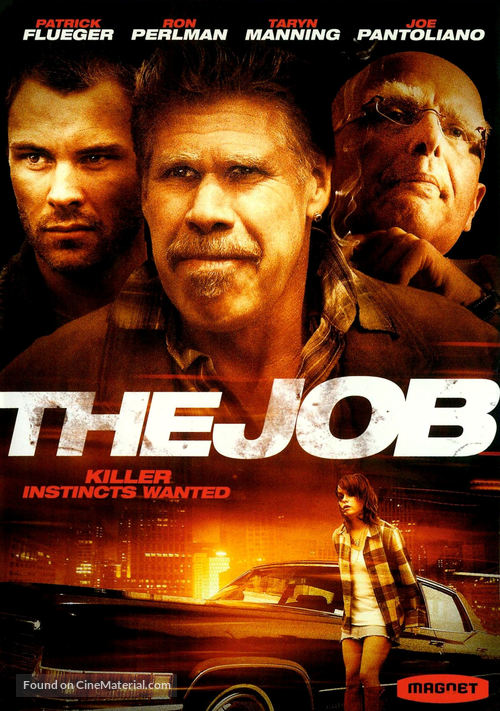 The Job - DVD cover