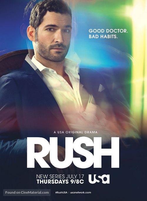 """""""Rush"""" - Movie Poster"""