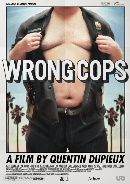 Wrong Cops - Movie Poster