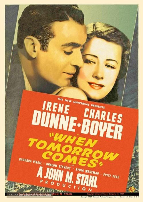 When Tomorrow Comes - Movie Poster