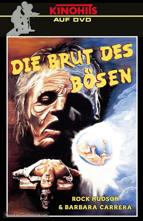 Embryo - German DVD movie cover