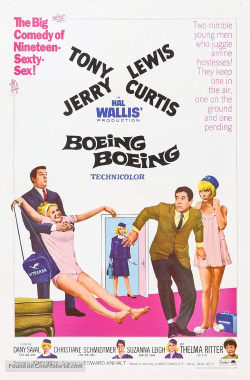 Boeing (707) Boeing (707) - Movie Poster