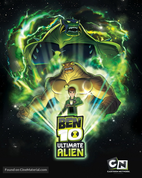 """Ben 10: Ultimate Alien"" - Movie Poster"