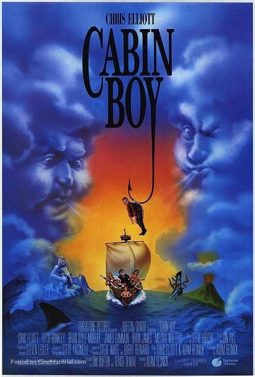 Cabin Boy - Movie Poster