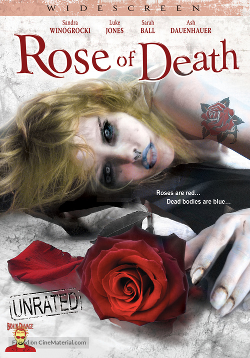 Rose of Death - DVD cover