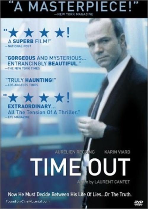 Emploi du temps, L' - DVD cover