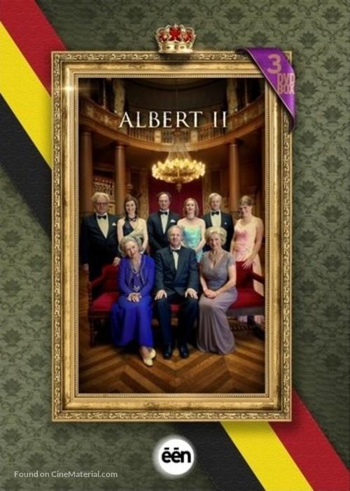 Albert II - Belgian DVD cover