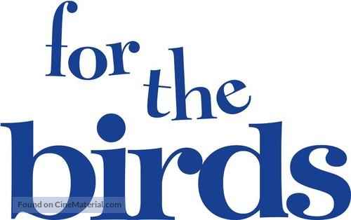 For The Birds - Logo