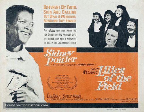 Lilies of the Field - Movie Poster